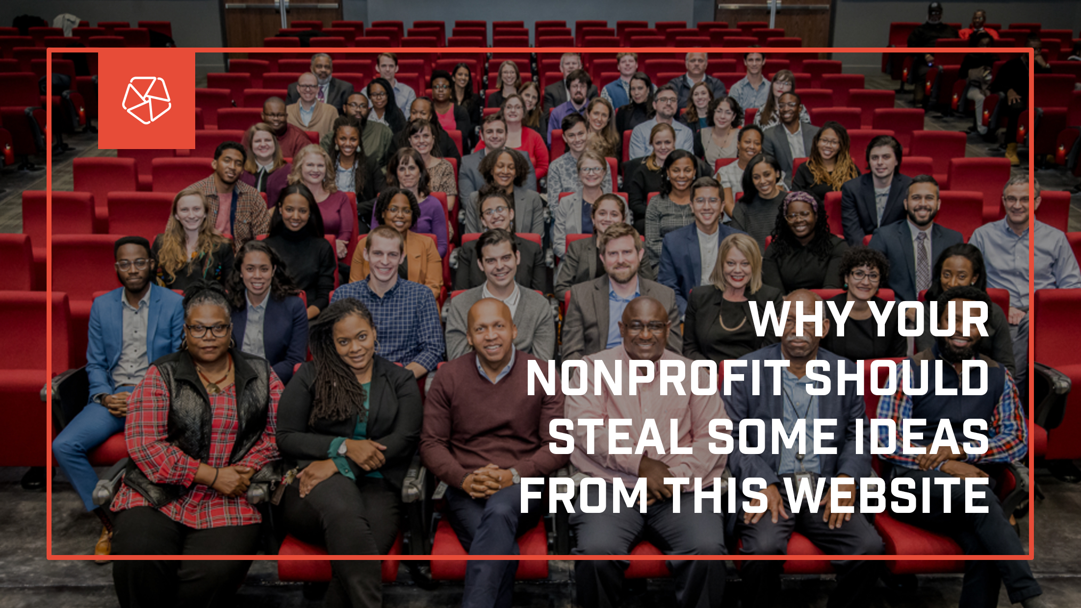 Why This Organization Has One Of The Best Nonprofit Websites On The Internet Right Now